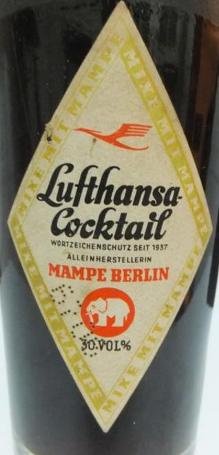 Lufthansa Cocktail Likör